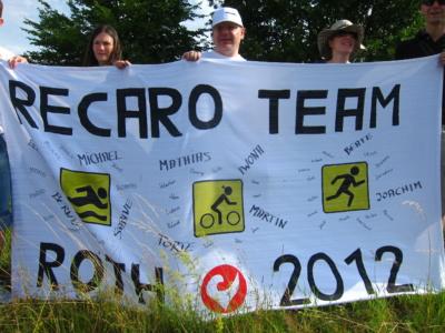 RECARO fans 2012